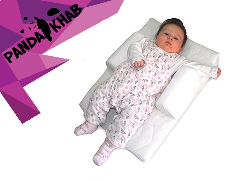 تشک محافظ دار ضد خفگی نوزاد