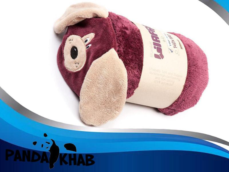 پتو نوزادی افرا