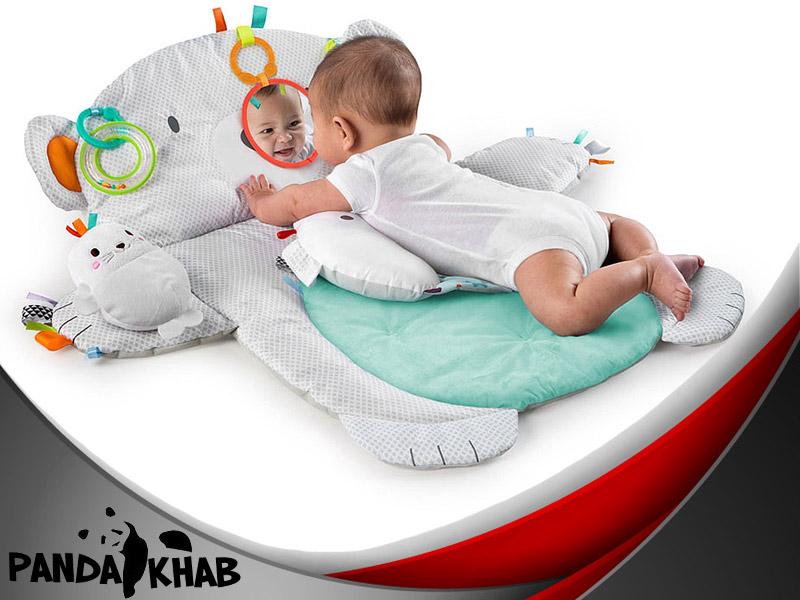تشک خرسی نوزاد