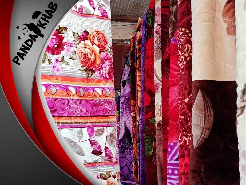 صادرات پتو ایرانی زنبق