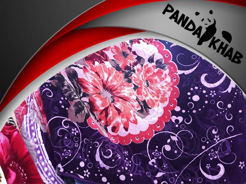 پتو گل برجسته ایرانی