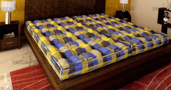 تشک پنبه ای دونفره برای تختخواب