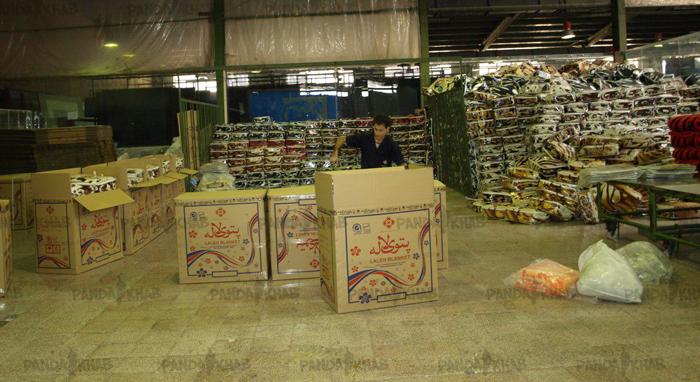 تولیدی پتو صادراتی