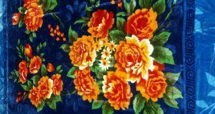 پتو زنبق لاله مهرگان