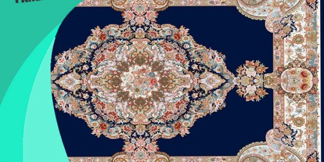 روفرشی طرح فرش صادراتی